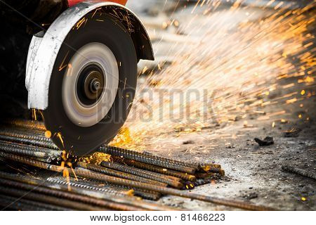 Electrical Steel Grinding