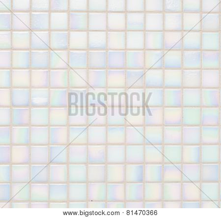 White Tiles Texture
