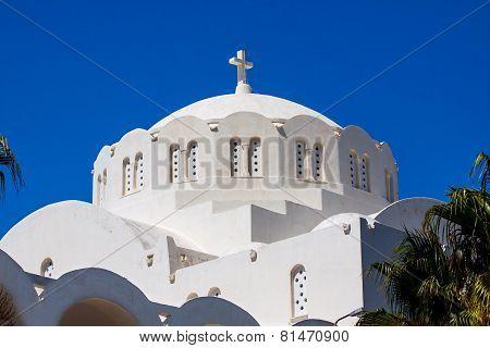 Fira Santorini Island Greece Europe