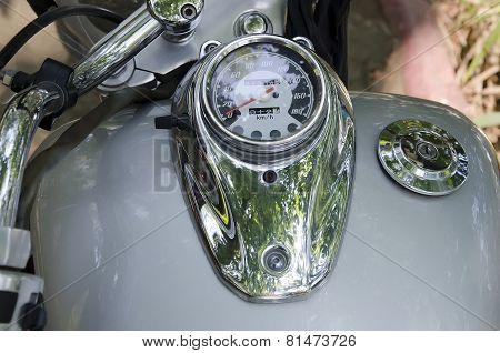 Dashboard Motorcycle