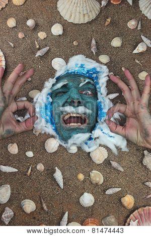 Mister Blue Sea Says Ok