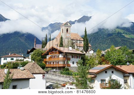 Community in South Tyrol