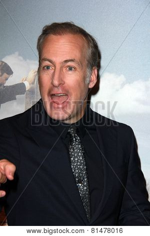 LOS ANGELES - JAN 29:  Bob Odenkirk at the