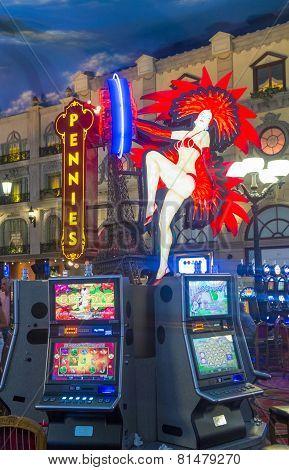 Las Vegas , Paris Hotel