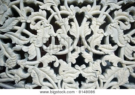 Cement Carving Craft Decoration