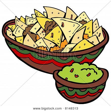 Nachos Tortilla Chips