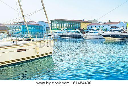 The Modern Port