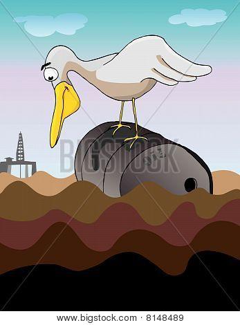 Oil, Oil Everywhere