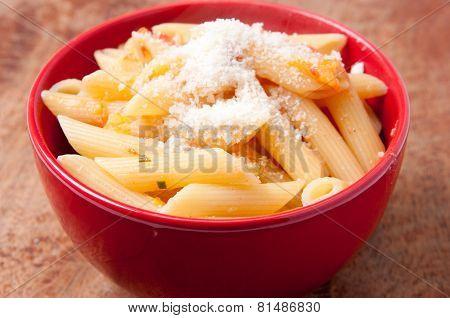 Vegetarian Pasta With Heirloom Tomato Sauce