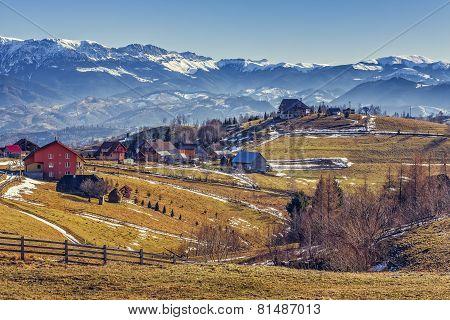 Pestera Village, Romania