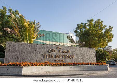 Meydan Hotel in Dubai