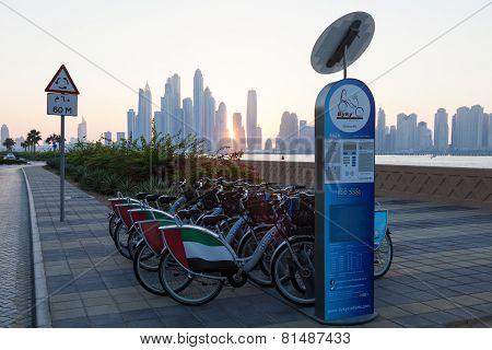 Bike Rental System in Dubai