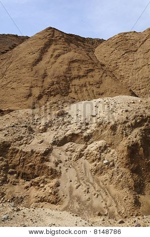 Sand Hills at the Quarry