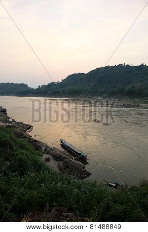 Mekong River - Laung Prabang Laos