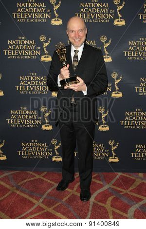 LOS ANGELES - APR 24: Ray Thompson at The 42nd Daytime Creative Arts Emmy Awards Gala at the Universal Hilton Hotel on April 24, 2015 in Los Angeles, California