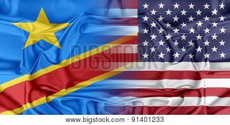 USA and Democratic Republic of the Congo