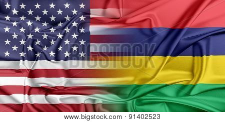 USA and Mauritius