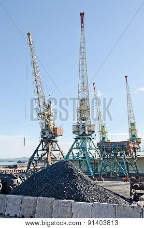 Transshipment Port Crane