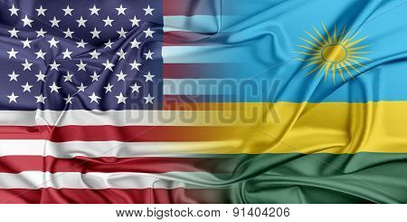 USA and Rwanda