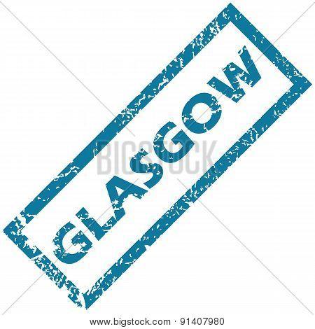 Glasgow rubber stamp