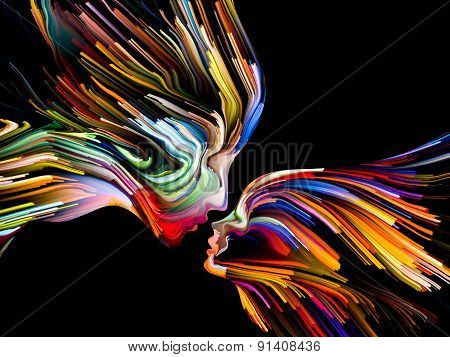 Virtual Mind Painting