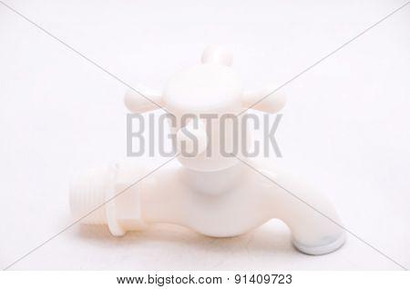 PVC Plastic Water Faucet