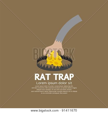 Cheese In A Rat Trap.