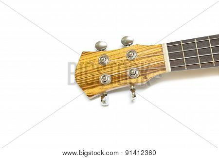 Ukulele, Four Strings Musical Instrument