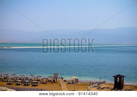 Dead Sea - Best Place In World For Skin Diseases Therapy