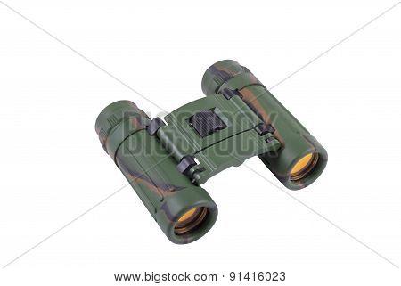 Binocular With The Clarified Optics