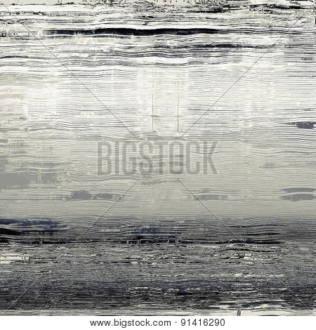 Aged grunge texture. With different color patterns: brown; gray; black