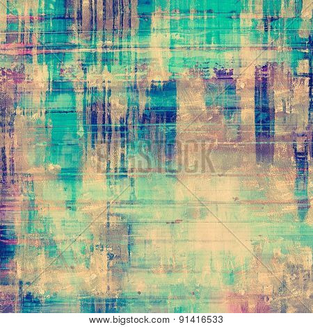 Vintage texture ideal for retro backgrounds. With different color patterns: yellow (beige); purple (violet); blue; cyan