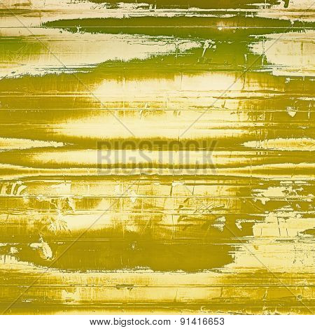 Vintage Template. With different color patterns: yellow (beige); brown; green