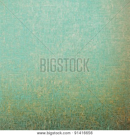 Old background with delicate abstract texture. With different color patterns: yellow (beige); gray; blue; cyan