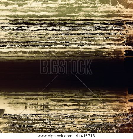 Grunge retro vintage texture, old background. With different color patterns: brown; gray; black