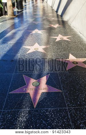 Many Stars Like Patti Labelle Or Donald Sutherland On Hollywood Walk Of Fame