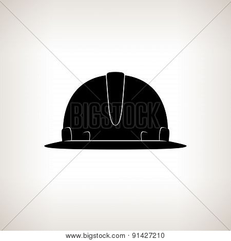 Silhouette Hard Hat
