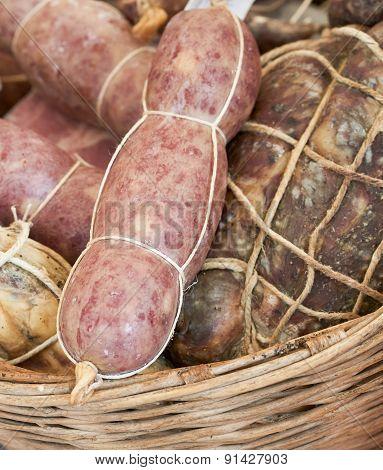 Delicious Italian Sausages