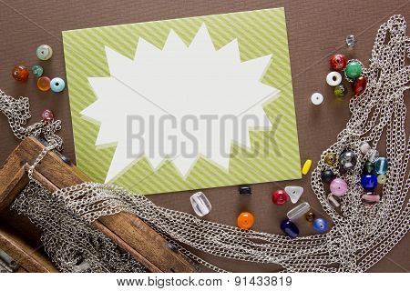 Tools And Items For Jewelery