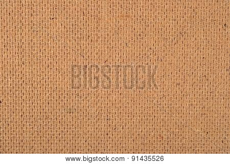 Brown Fiberboard Background