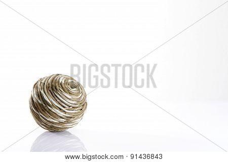 Wooden Fiber Ball