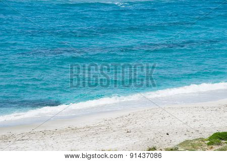 Turquoise Water In San Giovanni