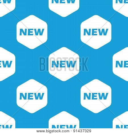 NEW hexagon pattern