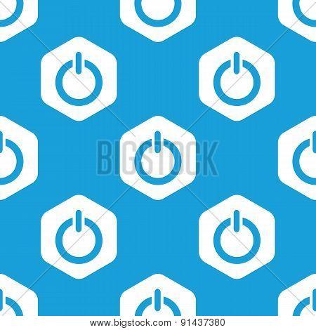 Power hexagon pattern