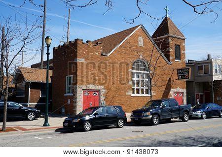 Mount Zion Full Gospel Tabernacle