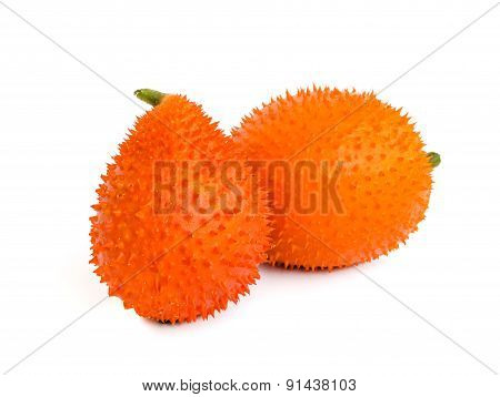Gac Fruit.