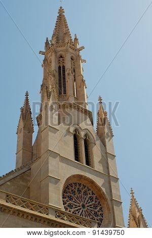 Santa Eulalia church