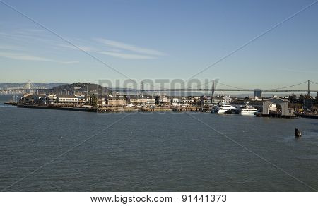 San Francisco, USA, Oakland Bay Bridge