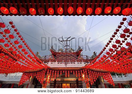 Lanterns Decoration
