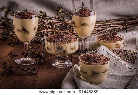 Tiramisu, Classical Dessert
